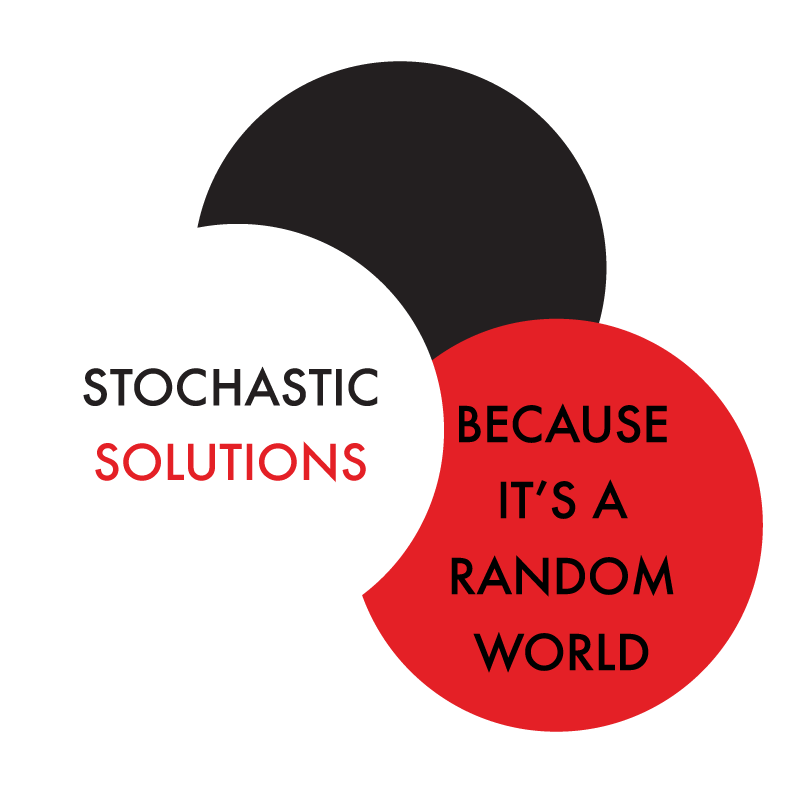 Stochastic Solutions . . . because it's a random world.